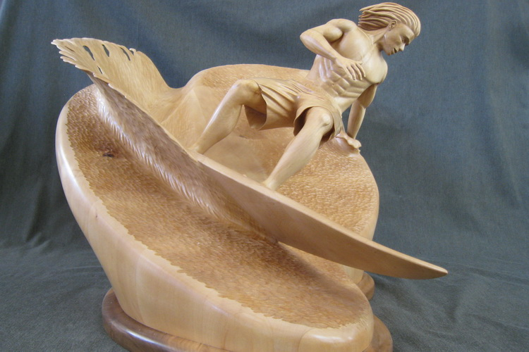 Surf's Up! (Wood)